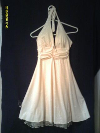 "BEAUTIFUL  ""MARILYN MONROE"" DRESS"