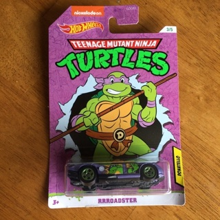 Hot Wheels - Teenager Mutant Ninja Turtles 3/5