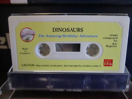 Dinosaurs: The Amazing Birthday Adventure - Cassette
