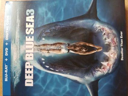 Deep blue sea 3 digital code