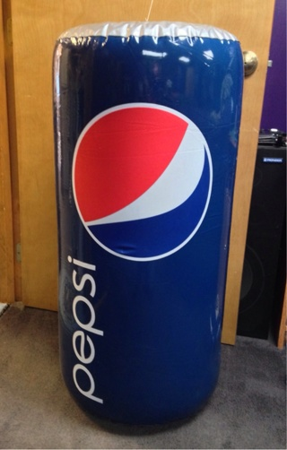 Free: Giant Inflatable Pepsi Can - Other Collectibles