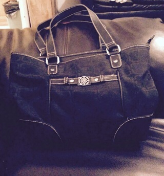 Nice black purse