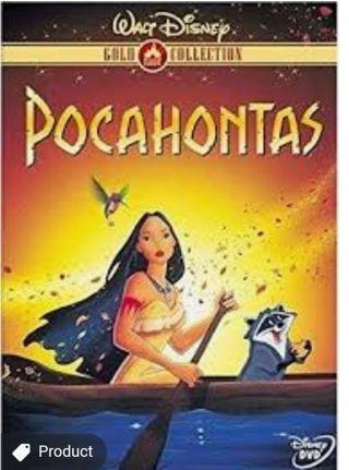 Pocahontas one[DIGITAL COPY]