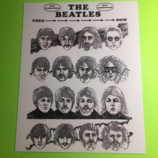 Beatles Postcard!