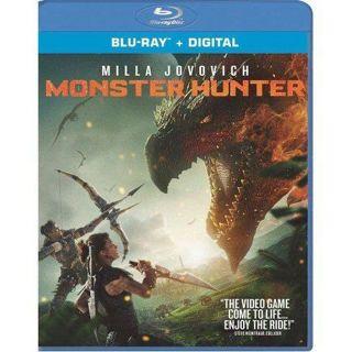Monster Hunter HDX Movies Anywhere, Vudu