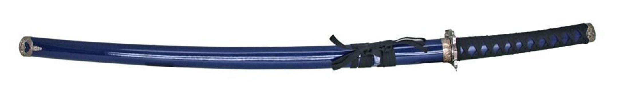 "40"" Dragon Samurai Sword - Blue *NEW* (SW010-BL)"