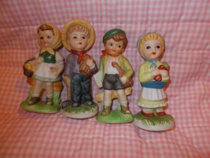 4 ceramic 2 boys 2 girl