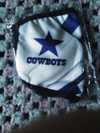 new Dallas cowboy mask