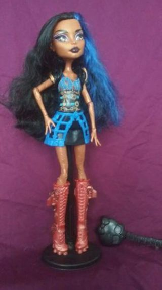 Monster high doll robecca steam original wave 1