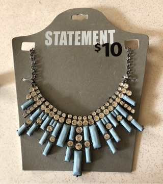 Statement Necklace, New