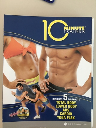 10 Minute Trainer BEACH BODY