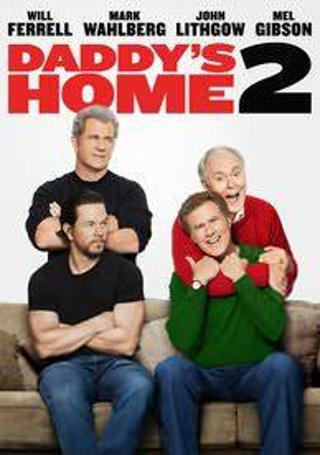 Daddy's Home 2- Digital Code Only- No Discs