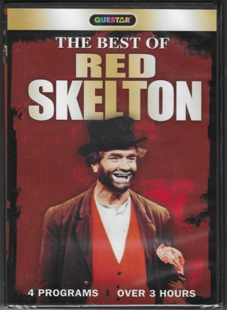 Brand New Never Been Opened The Best Of Red Skelton DVD
