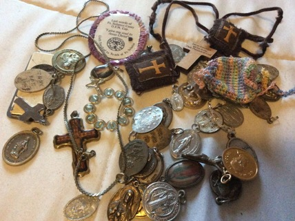 Miraculous Medals Lot