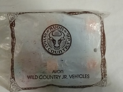Vintage AVON Jeep Toys