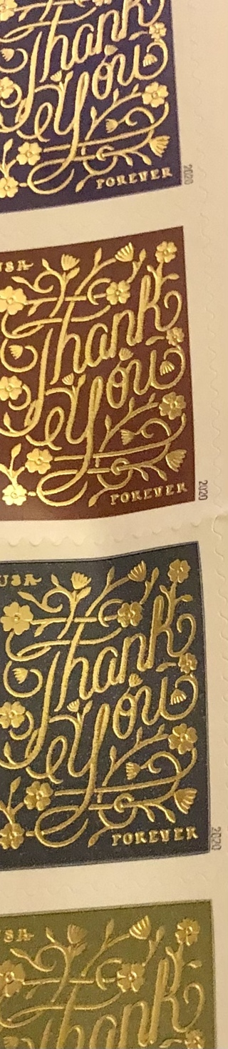 5 [FIVE] FOREVER Stamps To The Highest Bidder! New and Unused! --Free To Ship!--
