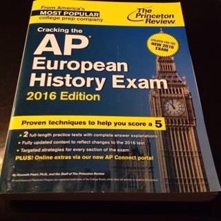 Free Head Start High School Ap European History Textbooks