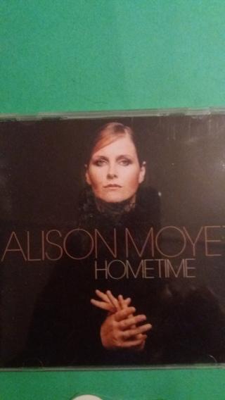 cd alison moyet hometime free shipping