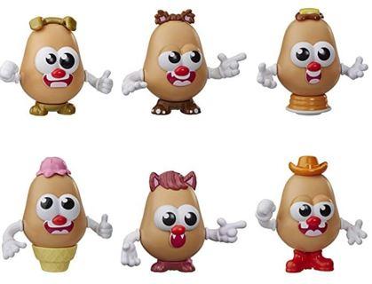 Mr Potato Head Tots Collectible Figures;