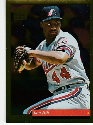 Free 1994 Expos Score Gold Rush 64 Ken Hill Sports