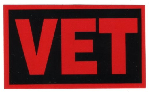 Veterans Sticker Vinyl Army Navy Air Force Marines Coast Guard