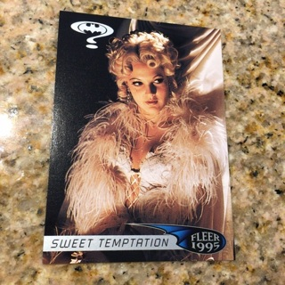 1995 Fleer Ultra Batman Forever - [Base] #64 Sweet Temptation
