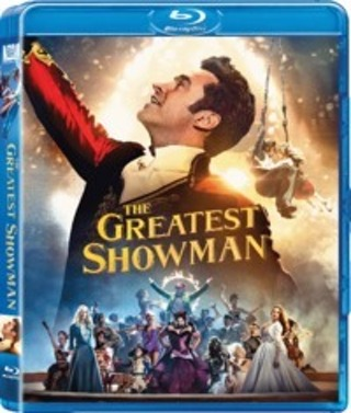 THE GREATEST SHOWMAN UV CODE NEW RELEASE TODAY!