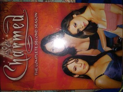 CHARMED SEASON 2 DVD BRAND NEW