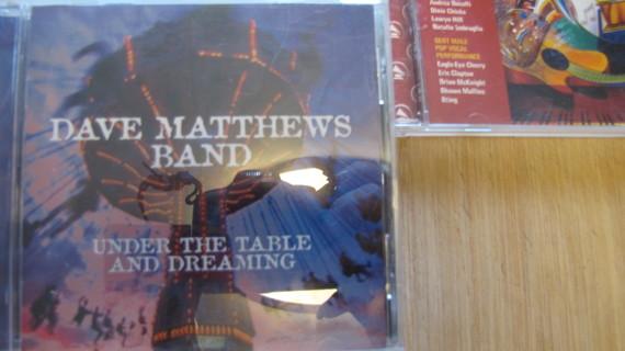 Dave Mathew's Band CD