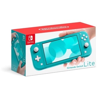 Nintendo Switch Lite - No GIN - No Lowering Days