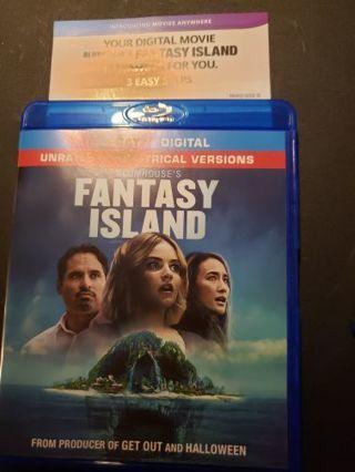 Blumhouse's Fantasy Island Digital Copy