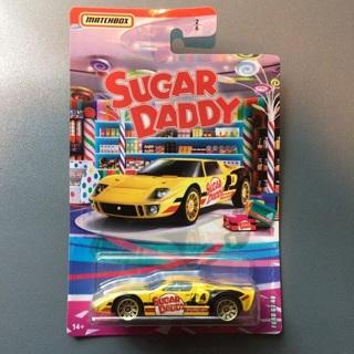 Matchbox - Ford GT 40 : Sugar Daddy