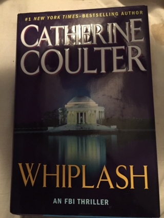 Whiplash - Hardcover by Catherine Coulter