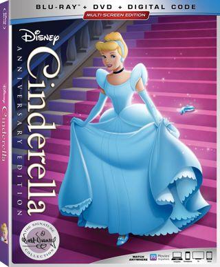 Cinderella (1950 classic) - HD Digital copy MoviesAnywhere code ports to Vudu, iTunes
