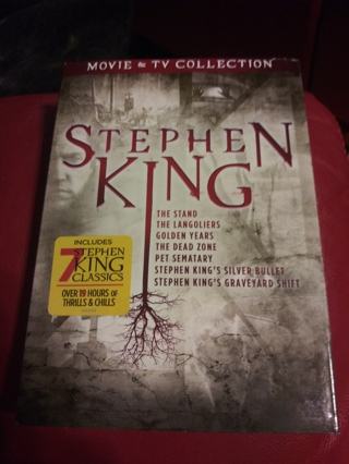 Stephen King coll. Factory Sealed
