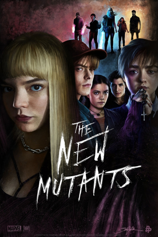 The New Mutants PG-13 · 2020 · 1hr 34min · Sci-Fi/Horror -HD - GOOGLE PLAY CODE ONLY !!!