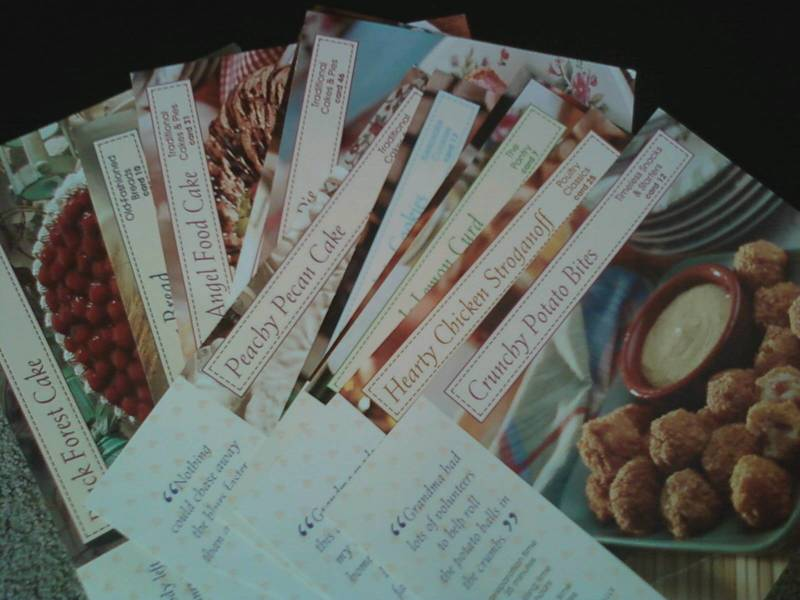 Free Grandma S Kitchen Recipe Cards Other Listia Com Auctions For Stuff