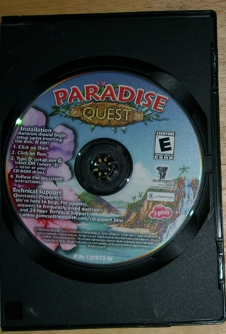 Paradise Quest Game For Pc