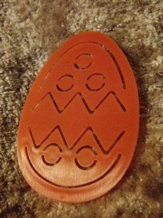 Egg Stencil