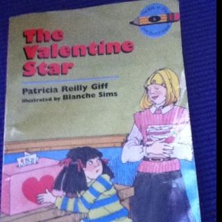 """The Valentine Star"" book"