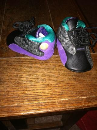 8f2a345a3ef1 Free  Baby Jordan 13 Retro (GP) Size 1c - Baby Clothes - Listia.com ...