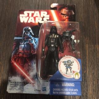 Star Wars   Disney Hasbro toy Vader