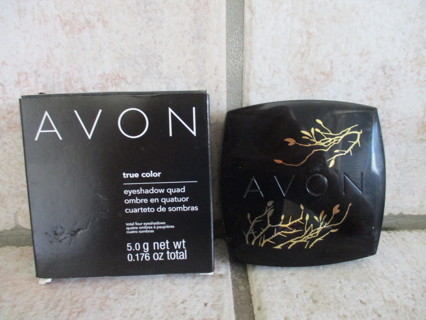 Avon True Color eyeshadow quad!