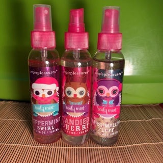 Simple Pleasures Body Mist