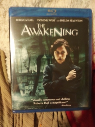 The Awakening Blu-ray Factory sealed
