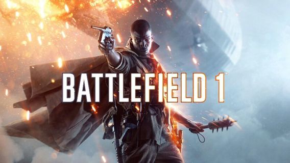 Battlefield 1: Full Game Code For Xbox One