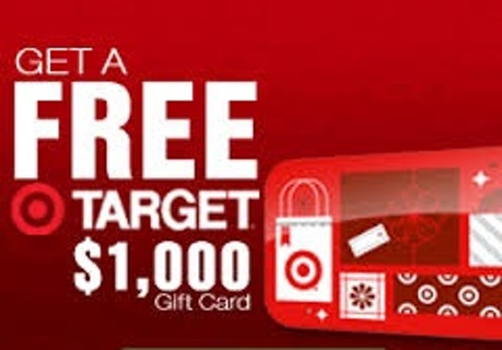 Free 1000 target gift card gift cards listia auctions 1000 target gift card negle Image collections