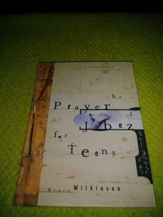 "❤♡❤BRAND NEW ""THE PRAYER OF JABEZ FOR TEENS"" BOOK+BONUS KAWAII BOOKMARK❤♡❤BY:BRUCE WILKINSON"