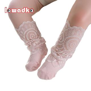lawadka NewBorn Baby Girl Socks Tiny Cotton Infant Lace Socks for Little Girls Summer Cheap Stuff
