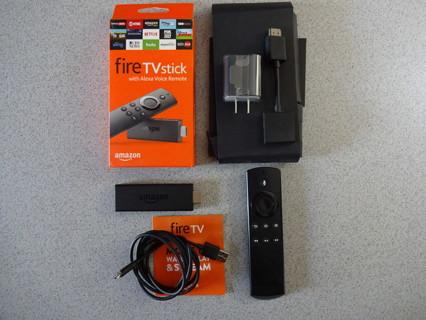 Amazon Fire TV Stick Complete
